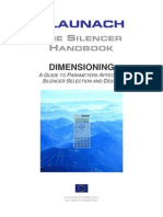 4 Silencers Dimensioning