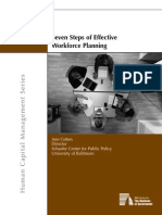 E-Book on Seven Steps on Effective Workforce Planning[1]
