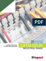 [LEGRAND] Industrial Catalogue 2011