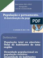 8 Geo a Distribuicao Da Populacao