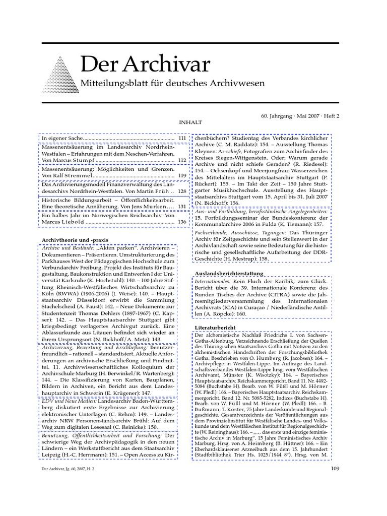 Archivar 2007-2