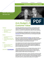 Avis Budget Group Success Story