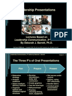 Leadership Presentations LC 3 Chap 5 Pres