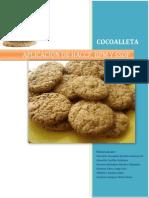 Elaboracion de Galletas . HACCP