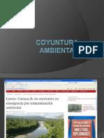 Coyuntura ambiental 1