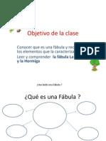 Objetivo de La Clase2