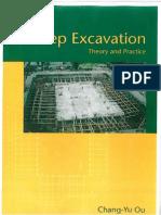 Deep Excavation p1