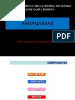 4_Argamassas