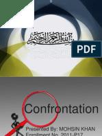 Confrontation Presentation