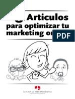 28 Articulos Para Optimizar Tu Mkt Online