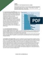 BRIEFING NOTE - DEVELOPPEMENT ET AUTONOMISATION DES JEUNES (Novembre 2013 – UNFPA)