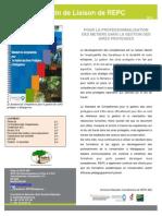 Bulletin de Liaison du REPC - Numéro 004