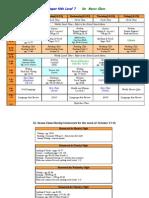dr  seuss week 34 october 21-25
