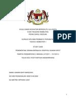 Case Study (Pph) - Dewan Bersalin
