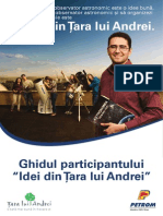 Ghid Tara Lui Andrei