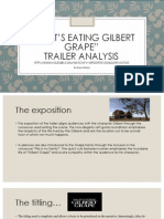 In The Movie Gilbert Grape  Intellectual Disability  Diagnostic  Whats Eating Gilbert Grape Trailer Analysis