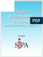 Direct Marketers Guidebk 2012