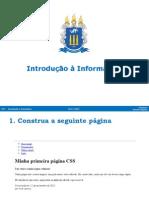 Aula 13 - HTML