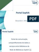 Porta SophiA - VII Encontro - Apresentação