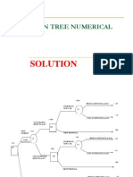 Decision Tree Numerical Solution