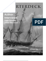 Quarterdeck Historical Fiction Newsletter - July / August 2009