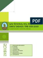 Ley General Del Ambiente