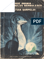 Anania, George - Statuia Sarpelui (&Barbulescu, Romulus)