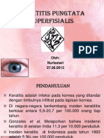 Cp 3 Keratitis
