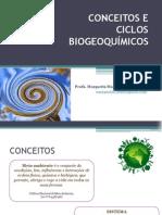 Aula 2 Conceitos e ciclos biogeoquímicos