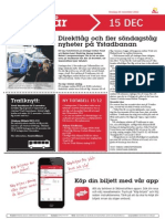 131120-Direkttåg och fler söndagståg nyheter på Ystadbanan
