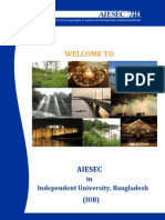 AIESEC IUB Trainee Information Packet