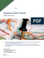Regulatory Capital Relief