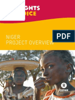 My Rights, My Voice Niger Project Overview