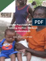 Disaster Psychiatry in Haiti