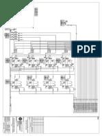 Water Treatment Plant, Engineering Flow Diagram