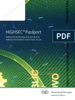 Highsec Passport