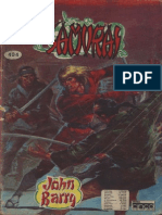 404 Samurai John Barry