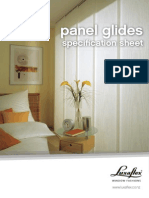 Panel Glide Specification Guide