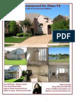 2616 Prestonwood Home Graphic