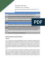 State Funding, Perliminary Findings_Kosovo
