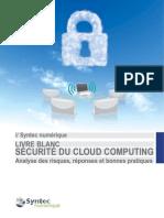 VV good SÉCURITÉ DU CLOUD COMPUTING livreblanccloudcomputingsecurit-vdef-110323113352-phpapp01