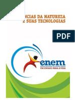 Enem 2009 - Questões-modelo de Ciências da Natureza