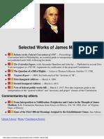 Works of James Madison
