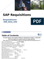 Sap Requisition