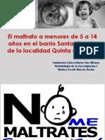 El Maltrato Infantil Informatica.