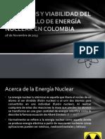 BENEFICIOS Y VIABILIDAD DEL DESARROLLO DE ENERGÍA NUCLEAR