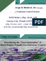 Automotive Emission Control