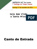 Santa Missa 33