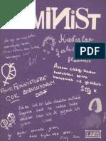 Feminist Dergisi 1. sayı