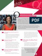 Ana Santos Mujer Alfa Entrevista